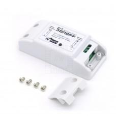 WiFi relé Sonoff, 1 výstup 10A, 230V AC