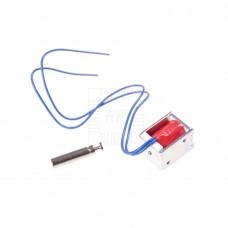 Solenoid, elektromagnet, 6~12V DC, 0.1kg