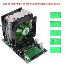 Elektronická zátěž 0 ~ 20A, 0 ~ 200V, 180W, DC