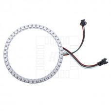 45x inteligentní RGB LED NeoPixel, WS2812B, kruh, 5050, 5V