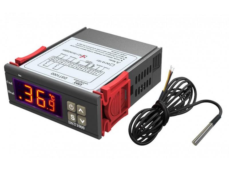 jak připojíte digitální termostat bc bohaté datování