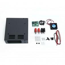 Krabička kovová pro programovatelné zdroje řady DP, DPS, DPH (např. DP50V5A)