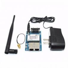 Převodník RS-232/UART <=> Wifi/Ethernet, HLK-RM04, RM04