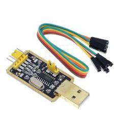 Převodník USB / UART, TTL, 5V/3.3V logika