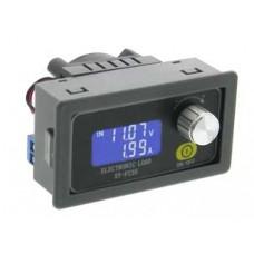 Elektronická zátěž do panelu 0 ~ 5A, 0 ~ 25V, 0-35W, DC
