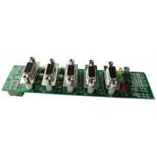 Převodník IBIS / RS232 a RS485, BUSE