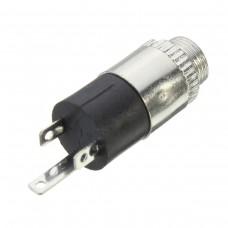 Konektor 3.5mm, stereo, zdířka, PJ-392