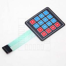 Samolepící membránová klávesnice 4 x 4