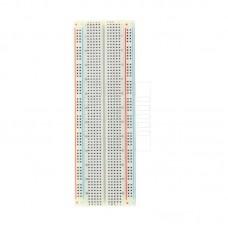 Zkušební nepájivé pole MB102, 830 kontaktů