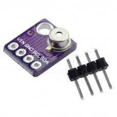 MLX90615, Infračervený  bezkontaktní teplotní senzor, I2C, -40°C~115°C
