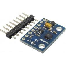Akcelerometr, MMA8452, I2C, 3-axis, GY-45