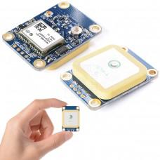 GPS modul, NEO6M, anténa, EEPROM