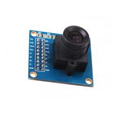 Barevná kamera 640x480, 0.3Mpx, OV7670