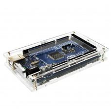 Transparentní akrylátové pouzdro pro Arduino Mega 2560