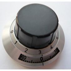 Precizní 10ti otáčkový hmatník, stupnice 0-10.0, hřídel 6mm, LITTON