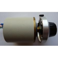 Precizní více-otáčkový potenciometr, aripot, 3680°, 102Ω, 6mm, PW45 W10