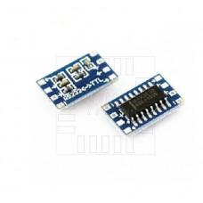 Převodník RS232 na TTL, MAX3232, DPS
