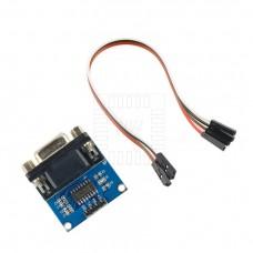 Převodník RS232 na TTL, MAX3232, 4PIN kabel