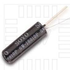 Senzor vibrace a otřesů, SW-18010P, vysoká citlivost