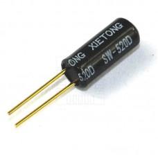 Kuličkový vertikální senzor změny polohy, SW-520