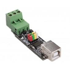 Převodník USB <=> RS485, FT232RL